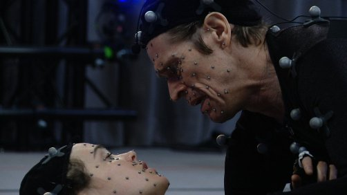 Beyond Two Souls - Motion Capture