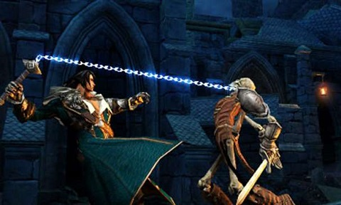 Castlevania Lords of Shadow - Mirror of Fate - Gameplay camara