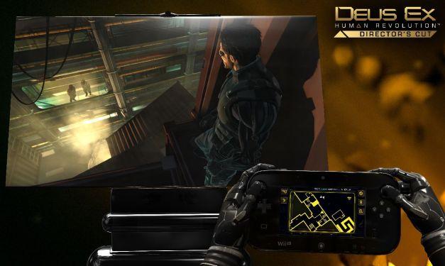 Deus Ex Human Revolution Director's Cut - Wii U (1)
