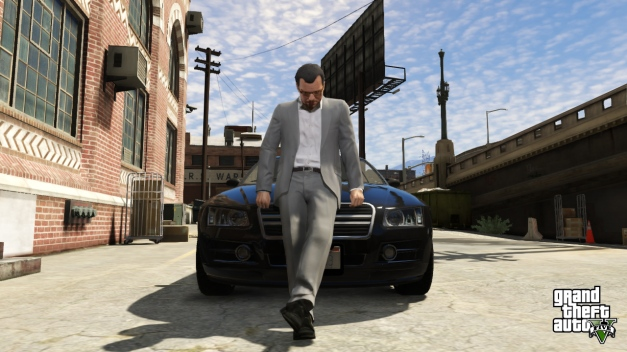 Grand Theft Auto V - Mas imagenes (2)