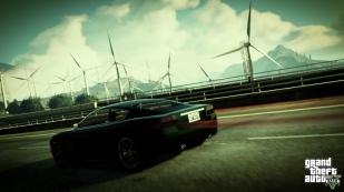 Grand Theft Auto V - Mas imagenes (3)