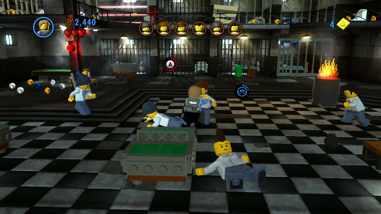 lego city undercove gameplay 1