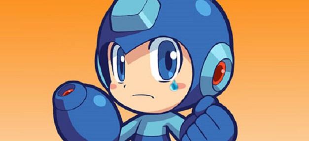 Mega Man triste