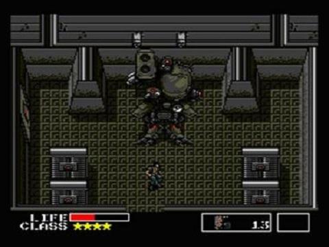 Metal Gear - MSX