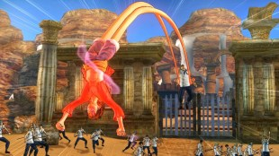 One Piece Pirate Warriors 2 - Gameplay (10)