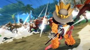 One Piece Pirate Warriors 2 - Gameplay (2)