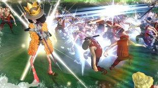One Piece Pirate Warriors 2 - Gameplay (4)