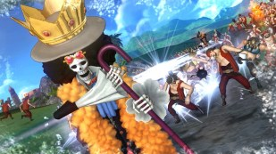 One Piece Pirate Warriors 2 - Gameplay (5)