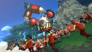 One Piece Pirate Warriors 2 - Gameplay (8)
