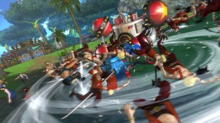One Piece Pirate Warriors 2 - Gameplay (9)