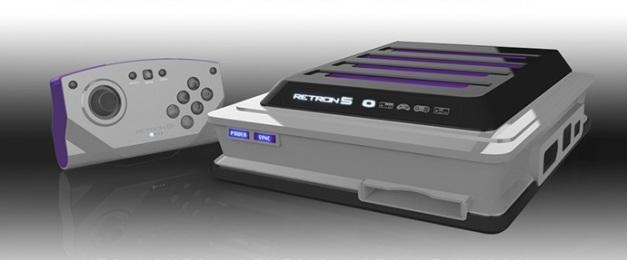RetroN 5 - Consola