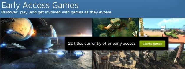 Steam - Early Access