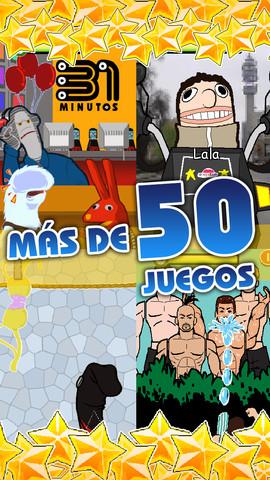 31 Minutos (Juegos)