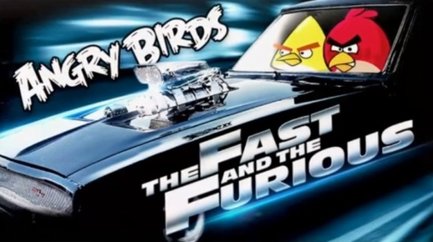 Angry Birds - iPlay - The Fast and the Furious