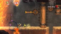 Rayman Legends Challenges App - Pantalla tactil