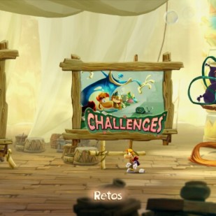 Rayman Legends Challenges App - Retos