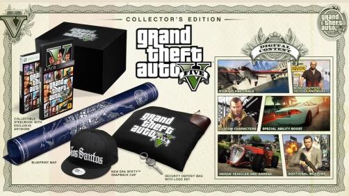 GTAV -  Collector's Edition