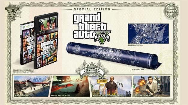 GTAV -  Especial Edition