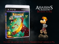 Rayman Legends preorden - PS3