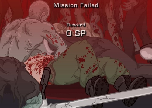 Segway of the Dead - Mission Failed