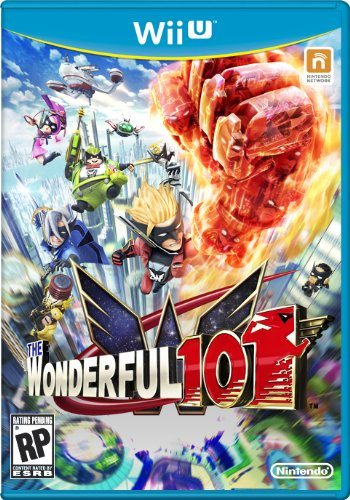 The Wonderful 101 - Box art
