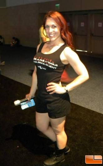 Cobertura E3 2013 - Booth Babes (13)