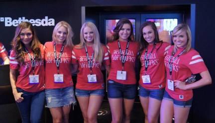 Cobertura E3 2013 - Booth Babes (37)