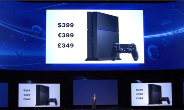 Conferencia E3 2013 - Sony