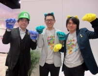 Disfraces gato de Super Mario 3D World - E3 2013