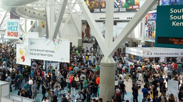 E3 2013 - Lobby