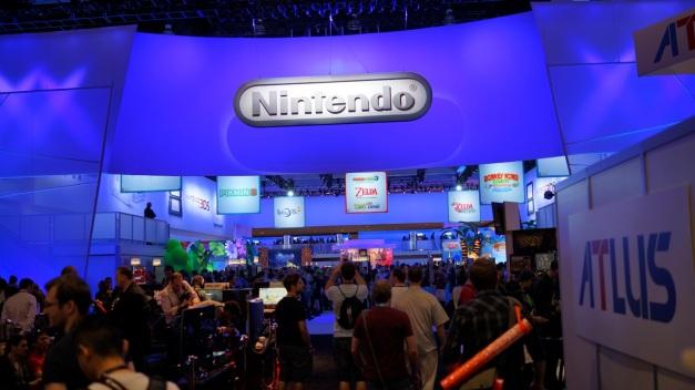 Nintendo E3 2013 - Booth