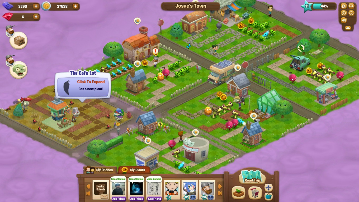 Juega Plants Vs Zombies Adventures Gratiiiiiiiiiiiiiiiiiiiis