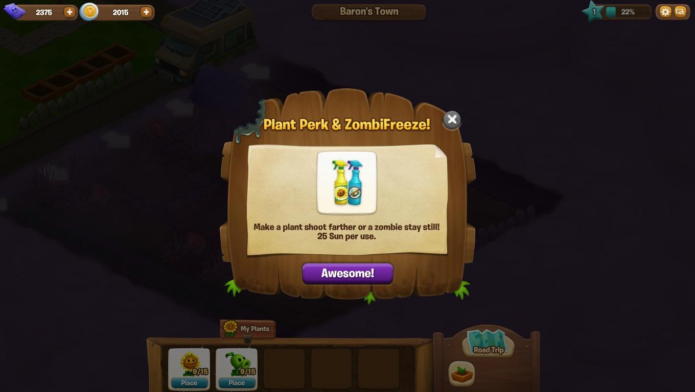 Juega plants vs zombies adventures for Cuartos decorados de plants vs zombies
