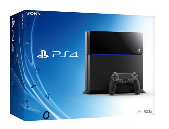 PS4 - Caja