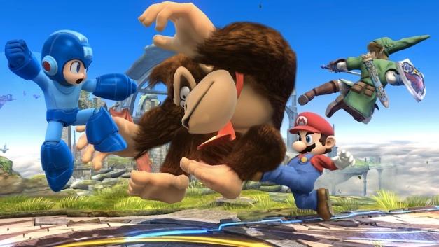 Super Smash Bros Wii U - Gameplay (91)