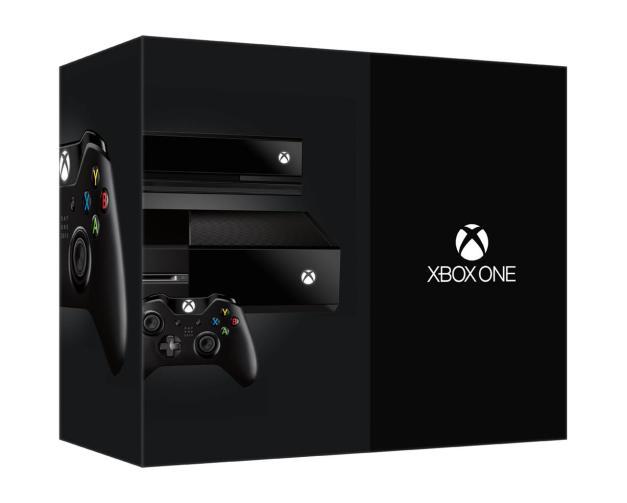 Xbox One -Caja