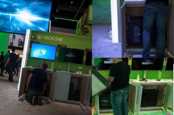 Xbox One - Juegos corriendo en PC - E3 2013