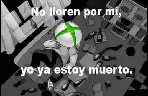 Xbox One - No lloren por mi