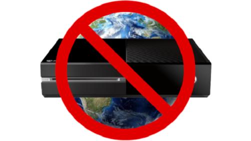 Xbox One - Region lock