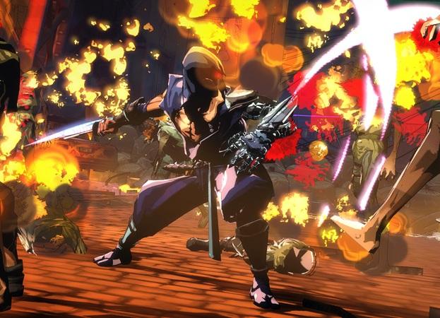 Yaiba Ninja Gaiden Z - Screenshot 01