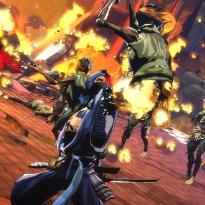 Yaiba Ninja Gaiden Z - Screenshot 03