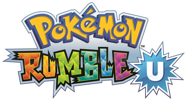 Pokemon Rumble U - Logo