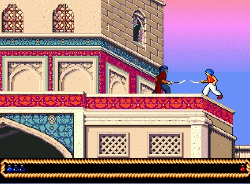 Prince of Persia 2 The Shadow and the Flame