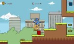 Regular Show Mordecai and Rigby In 8-Bit Land (6)