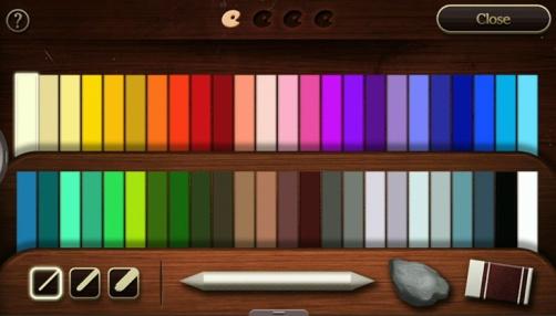 Art Academy SketchPad - Colores