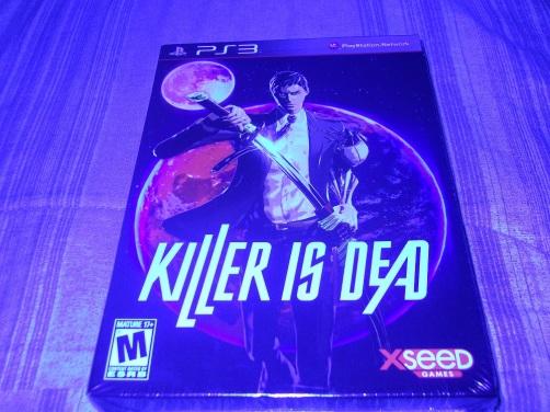 Killer is Dead - Blue Box Art