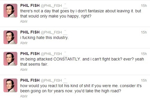 Phil Fish - Twitter