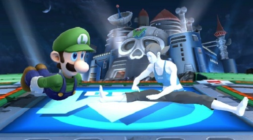 Super Smash Bros 3DS&Wii U - Luigi