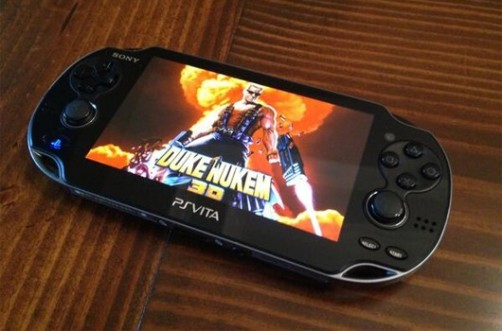 Duke Nukem 3D Megaton Edition - PS Vita