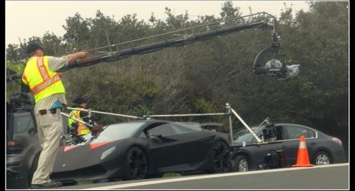 Lamborghini Sesto Elemento - Need for Speed The Movie